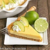Key Lime Pie with Graham Cracker Crust featured image
