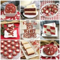 Favorite Red Velvet Recipes