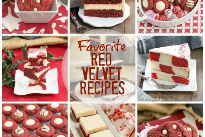 Favorite Red Velvet Recipes