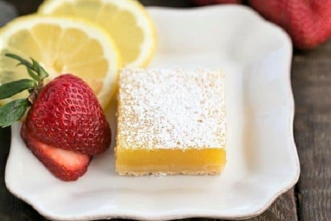 Best Lemon Bars featured image