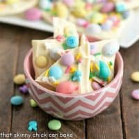 Easy White Chocolate Easter Bark featured image
