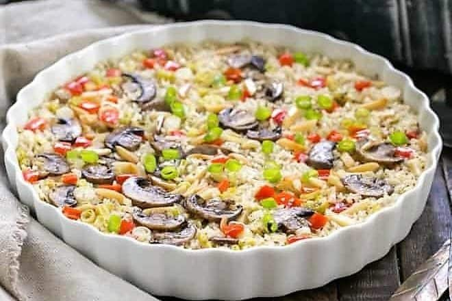 Italian Rice Pilaf featured image