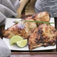 Grilled Thai Chicken featured image