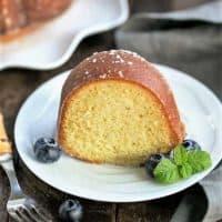Kentucky Butter Bundt Cake featured image