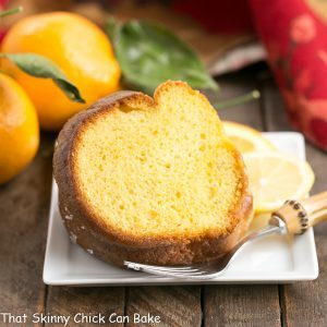 Easy Lemon Bundt Cake