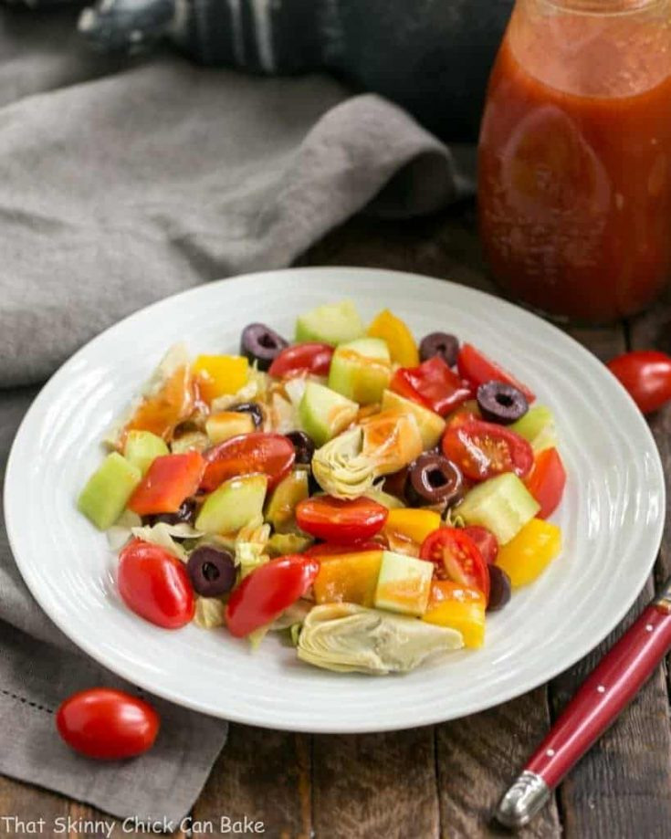 Honey French Salad Dressing