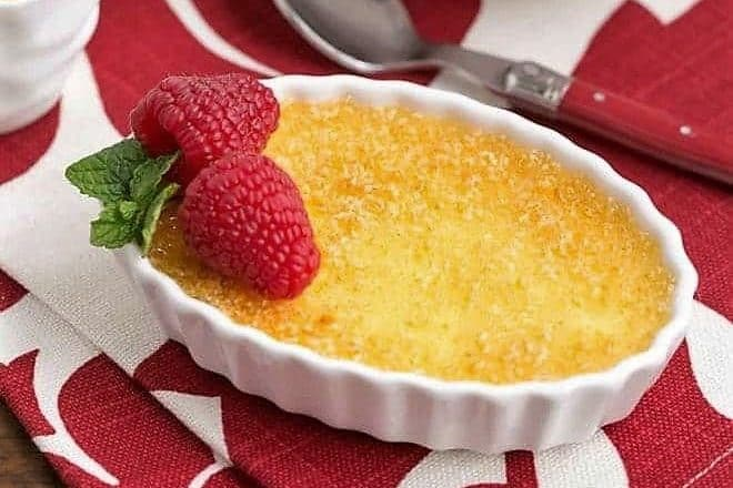 Classic Creme Brulee featured image