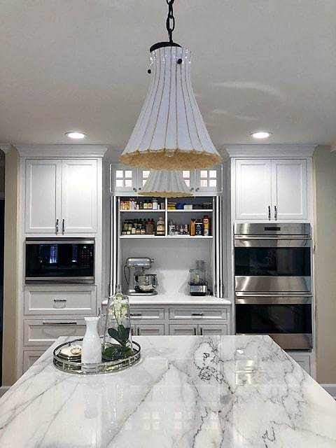 Tips for Renovating Your Kitchen - marble island