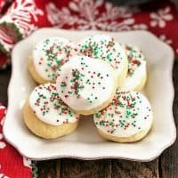 Italian Ricotta Cookies featured image