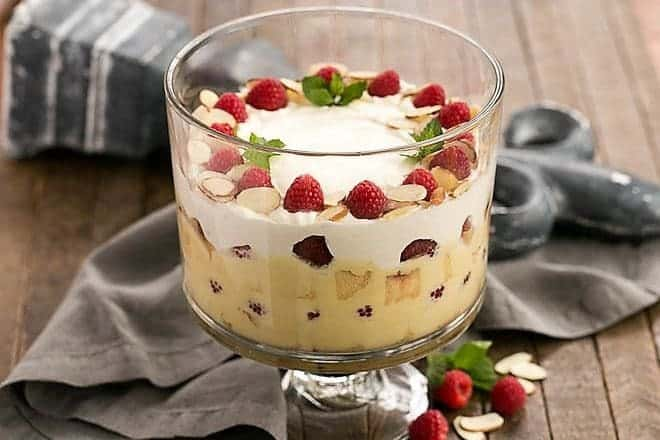 Traditional English Trifle A Classic Christmas Dessert Recipe