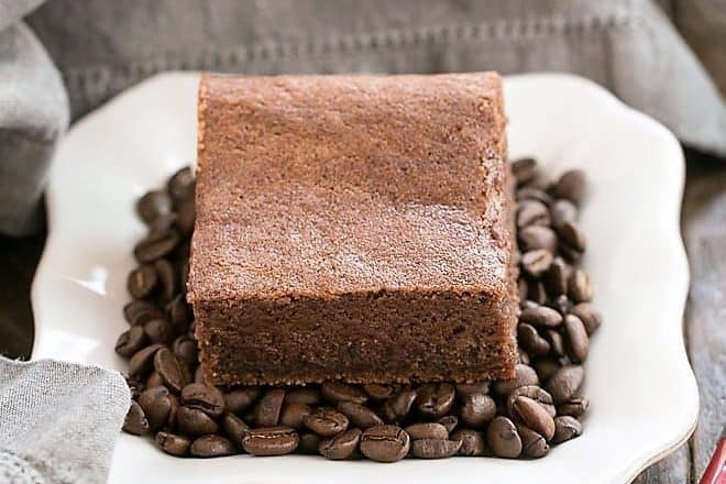 Fudgy Kahlua Brownies featured image