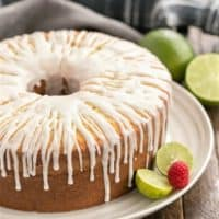 Key Lime Pound Cake Featured Image