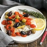Mediterranean Sea Bass en Papillote featured image