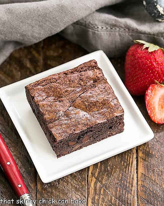 Sheet Pan Brownies