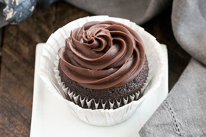 Easy Chocolate Cupcake Recipe Blender Cupcakes From Scratch