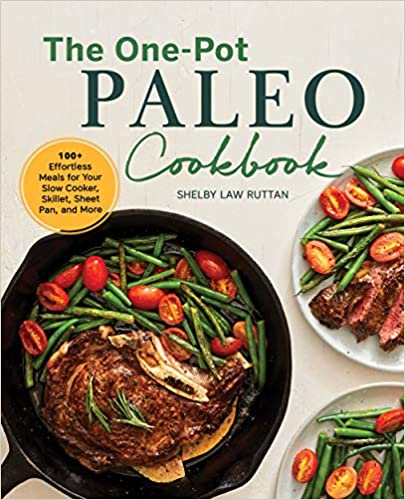 Paleo Cookbook cover