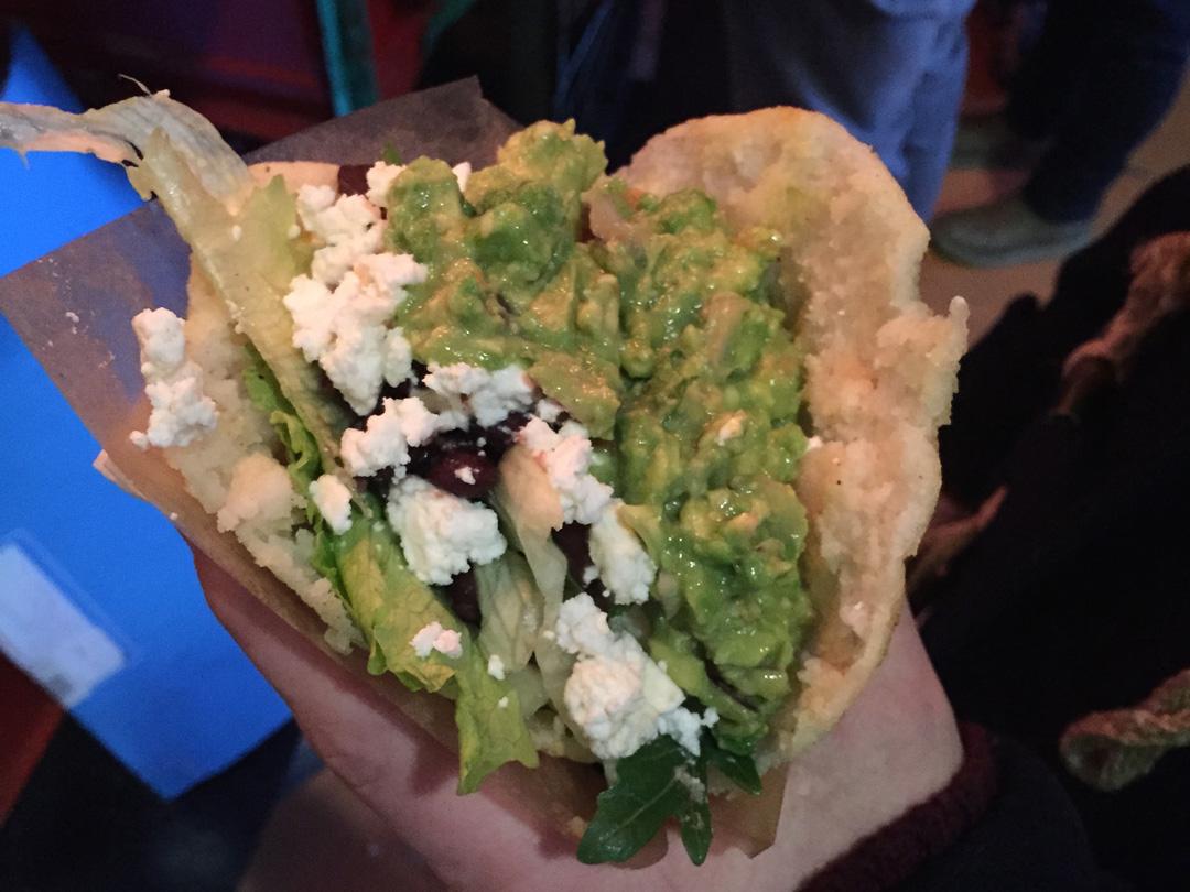 kiez99 village market Guacamole Taco