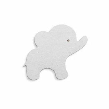 Elephant hook in white - Thatsmine