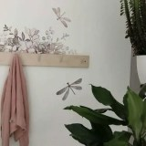 Flower Bouquet and Dragonflies - Ambient - Wall stories from ThatsMine