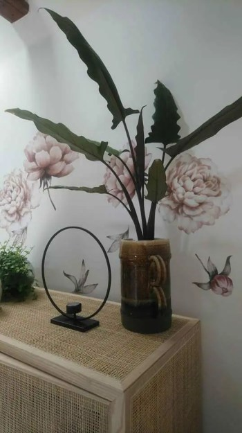 Peony Flower - Ambient - Wall stories from ThatsMine2