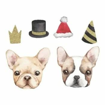 Bulldog Buddies - Wall stories from ThatsMine