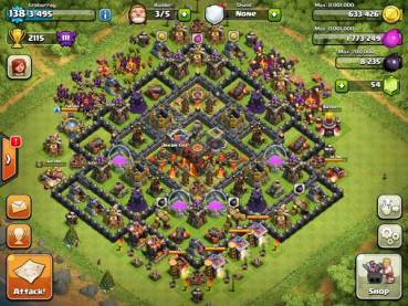 Best Clash Of Clans Town Hall Level 10 Defense Base Design 4