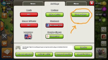 How To Change Name In Clash Of Clans - Thats My Top 10