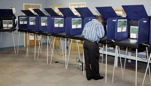 Image result for photos of voting machines