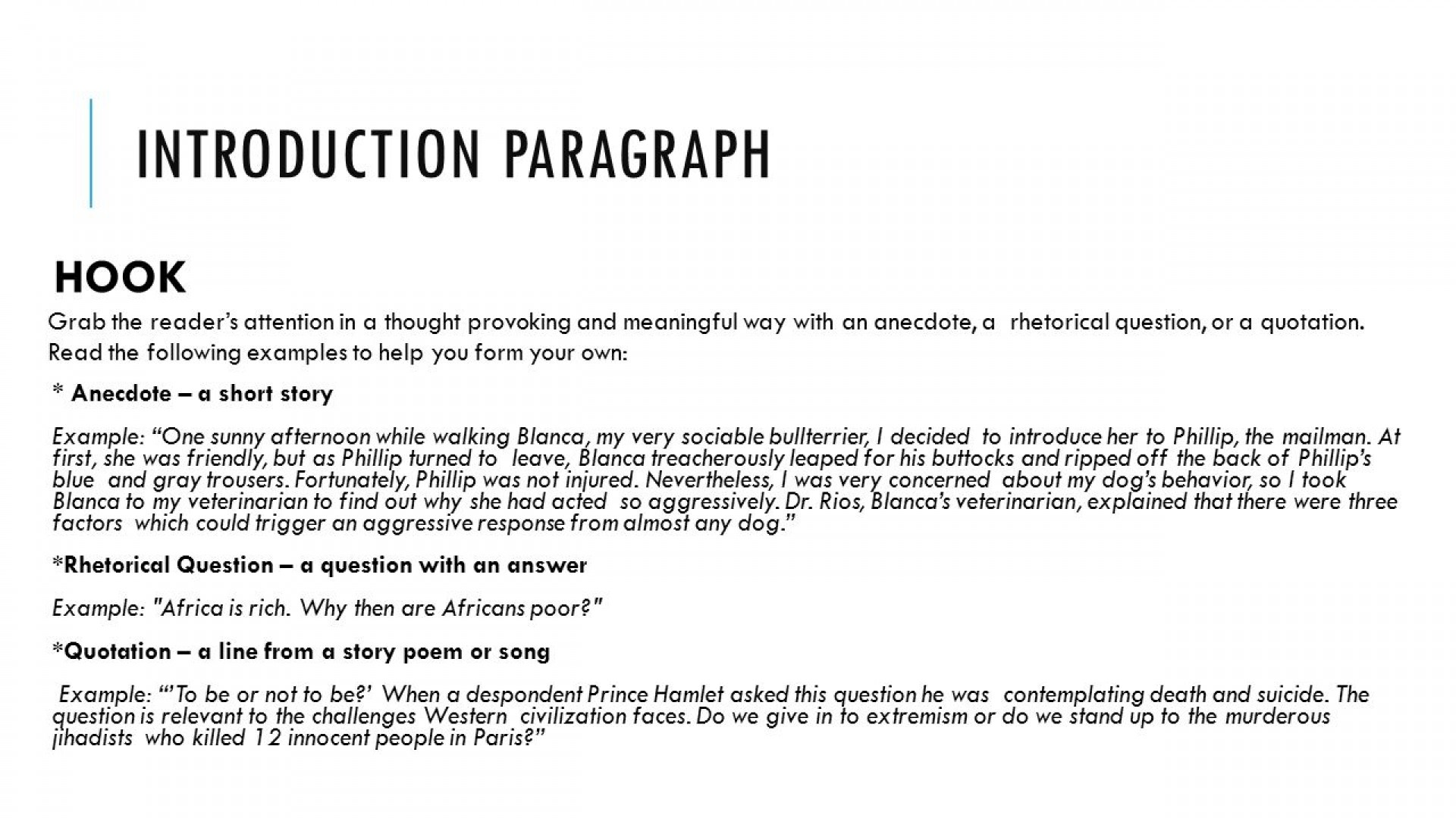 013 Essay Example Anecdote Quiz Worksheet In Thatsnotus