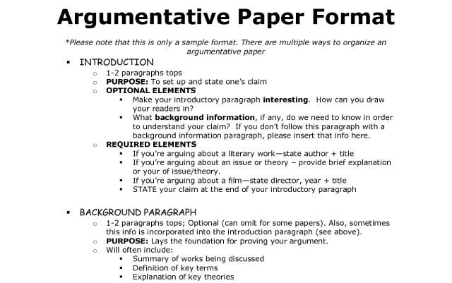 23 paragraph argumentative essay examples pdf
