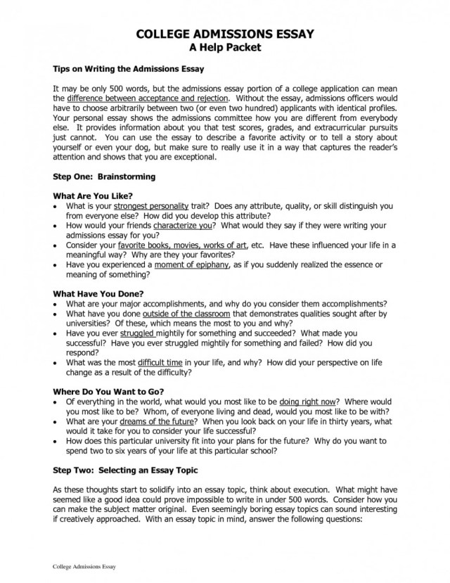 Buy college admission essay examples 30 words: Buy College