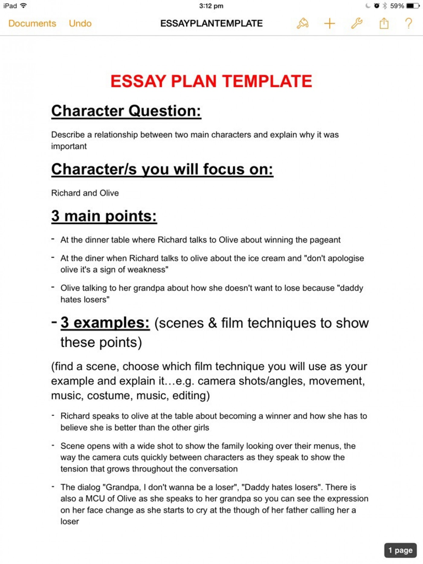 009 Good 3rd Grade Writing Lesson Plans College Essay Plan