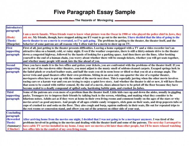 apa introduction paragraph sample