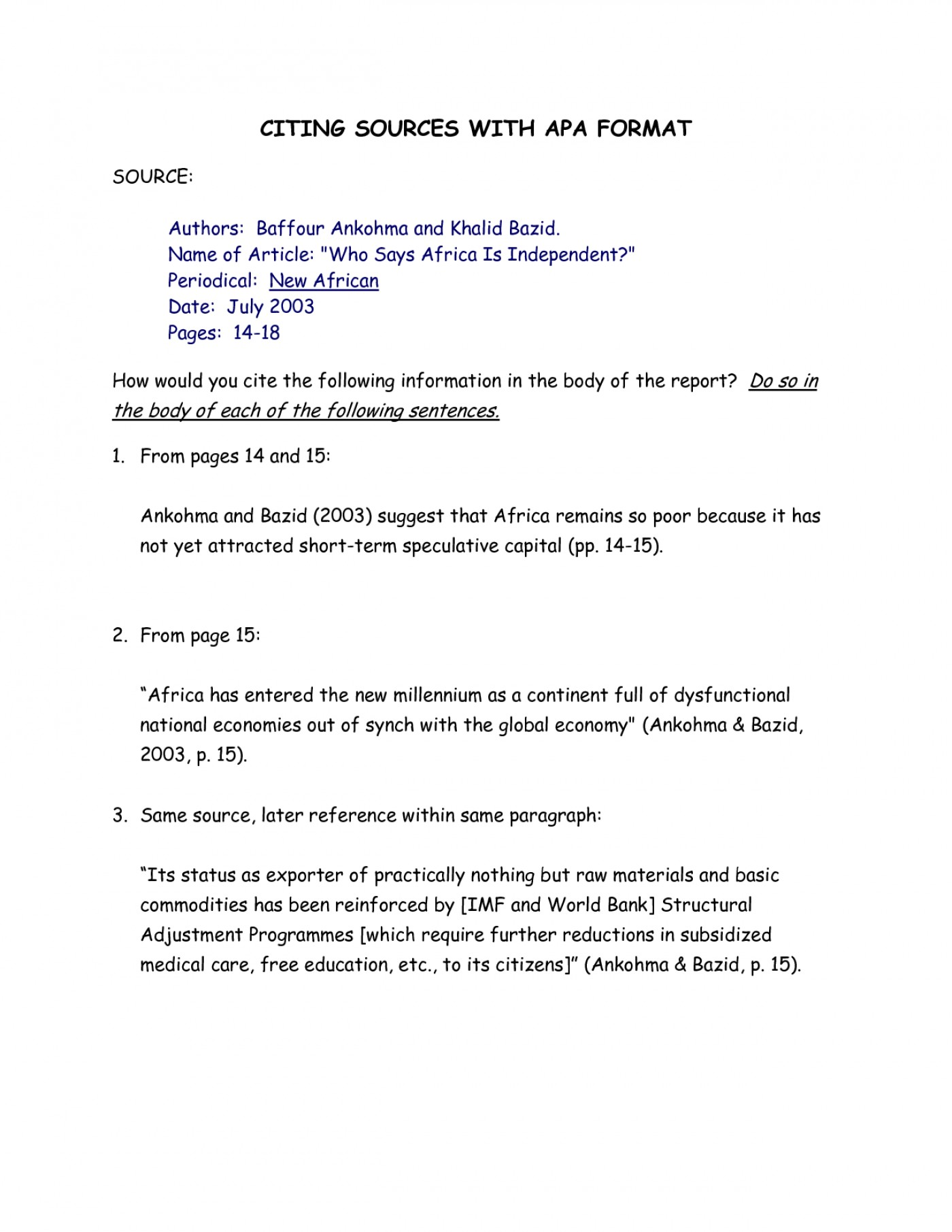 020 Essay Example Cite Sources In Mla Format Step Version