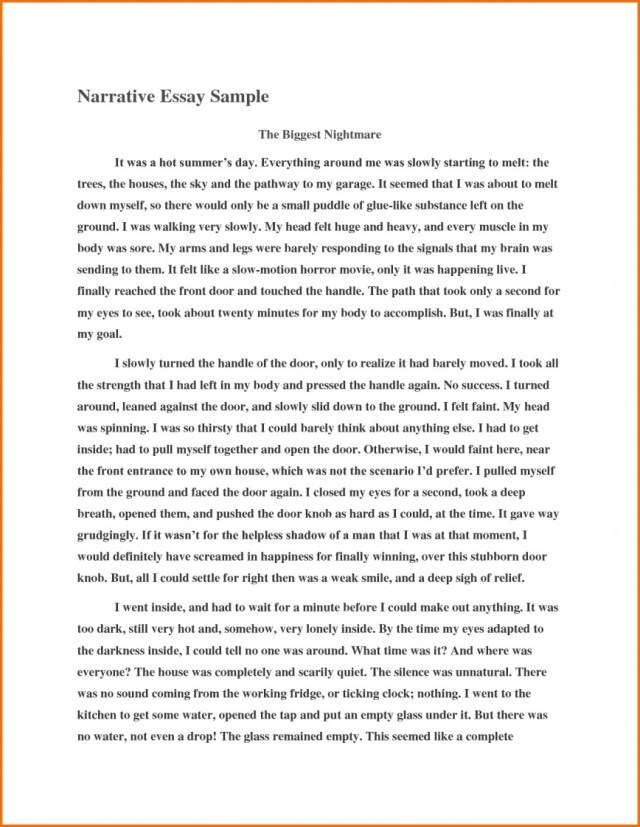 Do You Write An Essay For Me - Sample Essay about Me