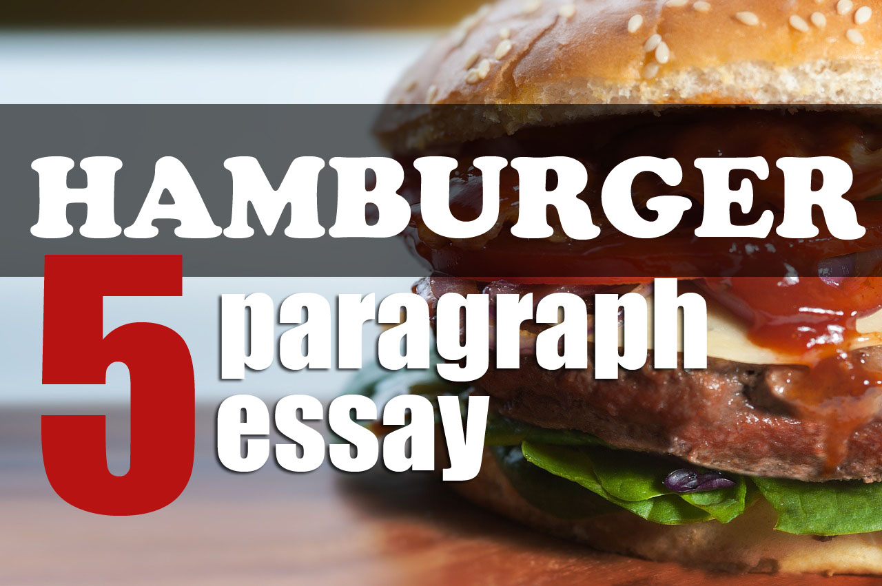 Hamburger Essay Template