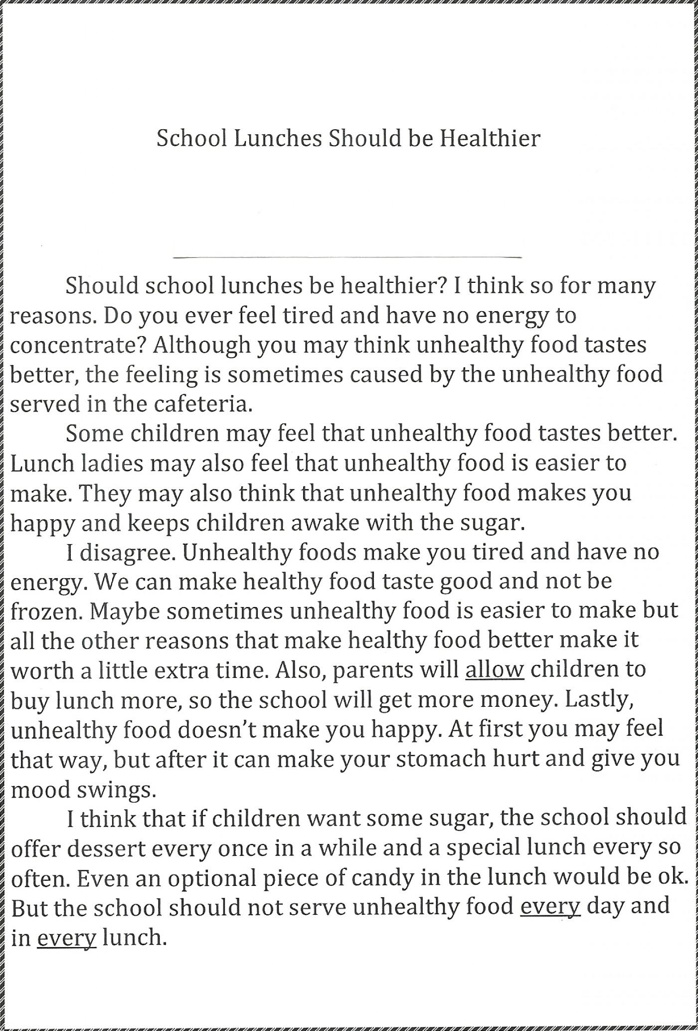 004 Persuasive Essay Examples High School Example Goal