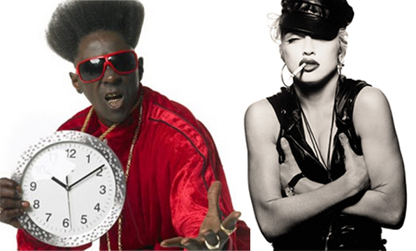Public Enemy vs. Madonna