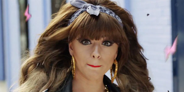 Cher Lloyd on ThatSongSoundsLike.com