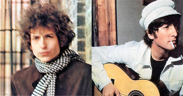 Bob Dylan vs. The Beatles