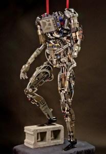 Anthropomorphic Robot - PETMAN