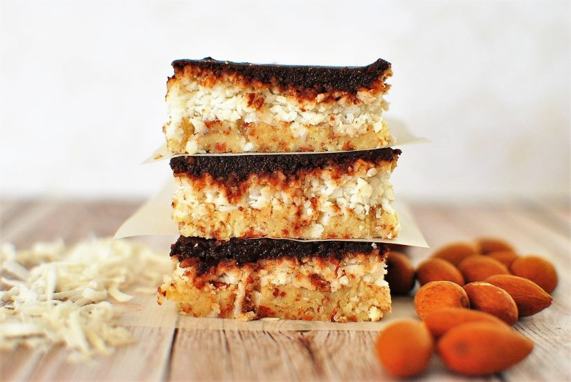 almond-slice