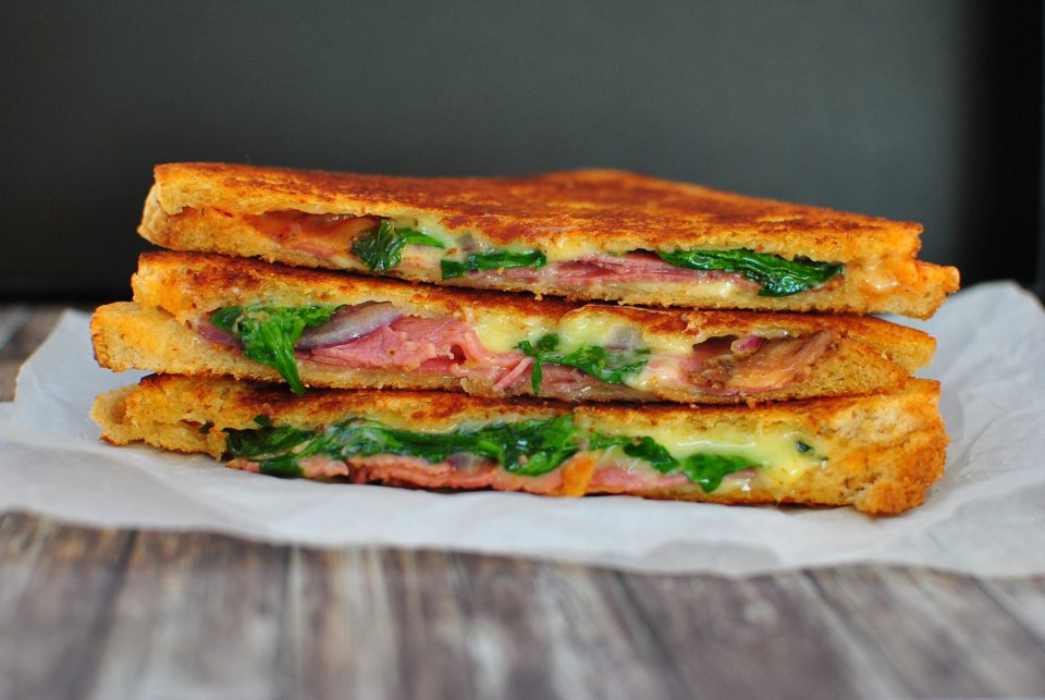 Grilled Cheese & Pastrami