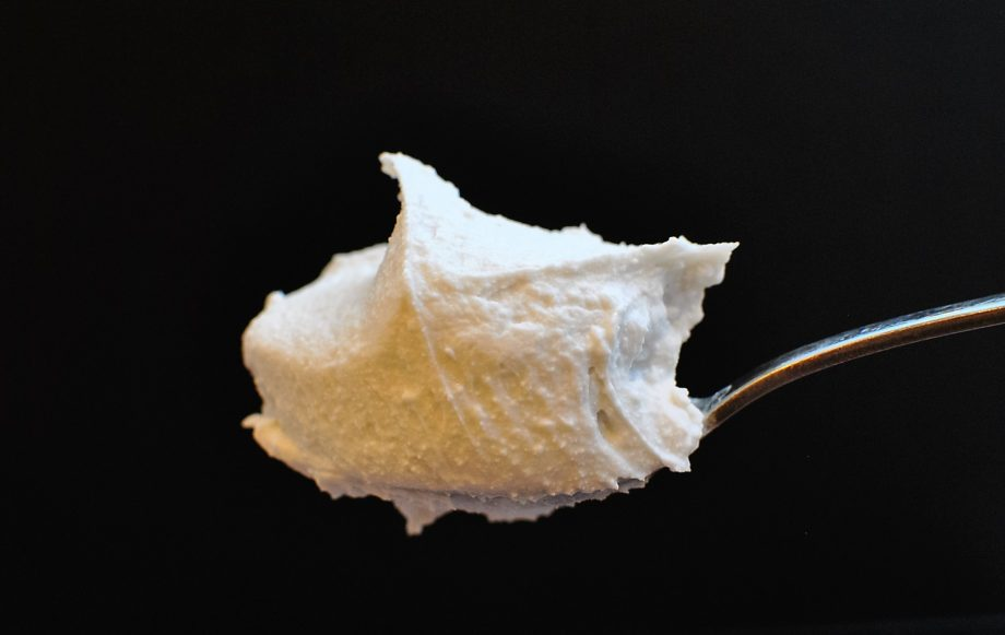 Sugar Free Coconut Whipped Cream