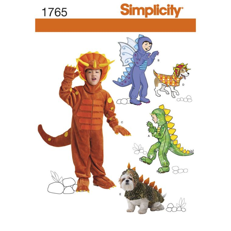 Happy Halloween Toy Story Simplicity 1765 8276