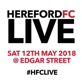 Hereford FC Live
