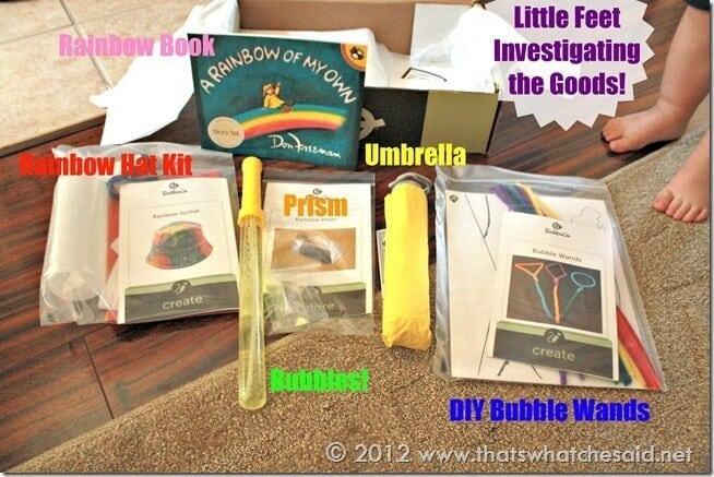 BabbaBox Contents
