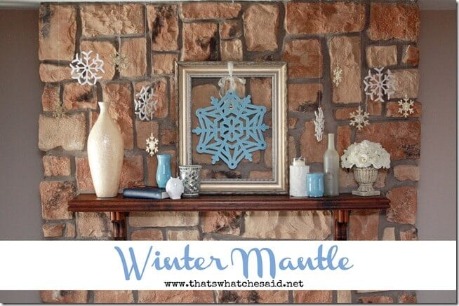 Winter Mantle 1
