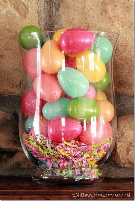 Vase of Eggs