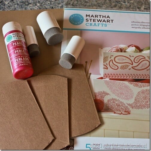 DIY Gift Wrap at thatswhatchesaid.net